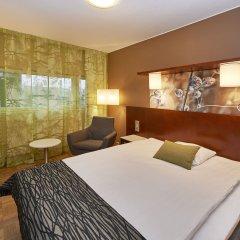 Отель Scandic Jyväskylä City Финляндия, Ювяскюля - отзывы, цены и фото номеров - забронировать отель Scandic Jyväskylä City онлайн комната для гостей фото 2