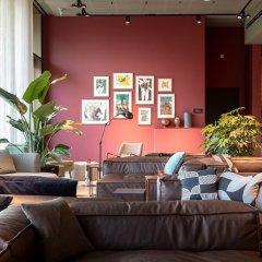 Отель Olympic Hotel Нидерланды, Амстердам - 1 отзыв об отеле, цены и фото номеров - забронировать отель Olympic Hotel онлайн интерьер отеля фото 2
