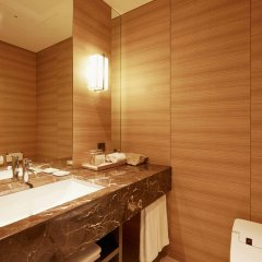 Отель Crown Park Hotel Южная Корея, Сеул - отзывы, цены и фото номеров - забронировать отель Crown Park Hotel онлайн ванная фото 2