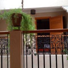 Отель Riad Majdoulina Марокко, Марракеш - отзывы, цены и фото номеров - забронировать отель Riad Majdoulina онлайн балкон