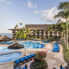 Отель Warwick Fiji бассейн