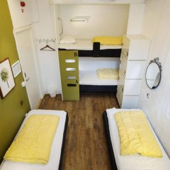 Skanstulls Hostel комната для гостей фото 4