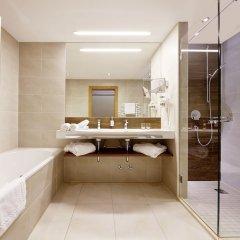 Hotel Garni Melanie ванная