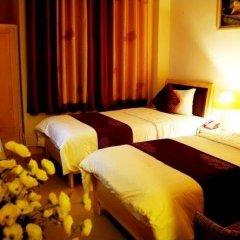 Отель Saigon Pearl Hoang Quoc Viet Ханой комната для гостей фото 5