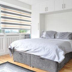 Апартаменты Luxury 2 Bedroom Apartment Opposite Regent's Park ванная