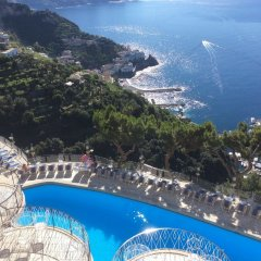 Grand Hotel Excelsior Amalfi бассейн фото 3