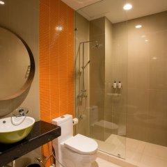 Отель S Bangkok Hotel Navamin Таиланд, Бангкок - отзывы, цены и фото номеров - забронировать отель S Bangkok Hotel Navamin онлайн ванная