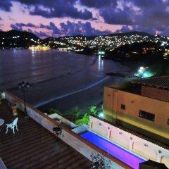 Отель Casa Sun And Moon Сиуатанехо балкон