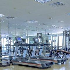 Al Salam Grand Hotel Apartment фитнесс-зал фото 2