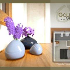 Отель Golden Residence Family Resort Греция, Ханиотис - отзывы, цены и фото номеров - забронировать отель Golden Residence Family Resort онлайн фото 2