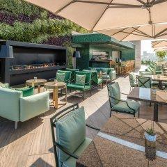 Отель Waldorf Astoria Beverly Hills Беверли Хиллс гостиничный бар