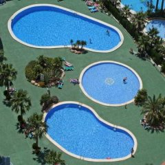 Апартаменты Holiday Apartment Tucan бассейн