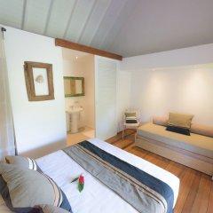 Отель Moorea Fare Miti Французская Полинезия, Муреа - отзывы, цены и фото номеров - забронировать отель Moorea Fare Miti онлайн комната для гостей