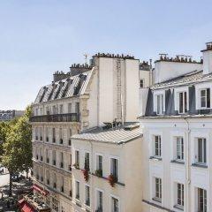 Отель Hôtel Bastille Франция, Париж - отзывы, цены и фото номеров - забронировать отель Hôtel Bastille онлайн комната для гостей фото 2