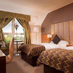 Castleknock Hotel 4* Стандартный номер с 2 отдельными кроватями фото 5