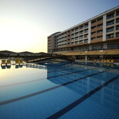 Отель Laphetos Beach Resort & Spa - All Inclusive бассейн фото 3