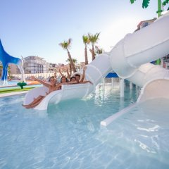 Suitopía Sol y Mar Suites Hotel бассейн