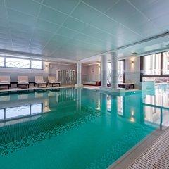 Отель Hyatt Regency Nice Palais De La Mediterranee Ницца бассейн
