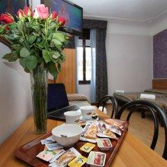 Hotel Brasil Milan в номере