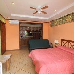 Отель Arenal Tropical Garden Эль-Кастильо комната для гостей фото 2