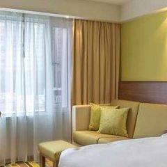 Отель Hampton by Hilton Warsaw City Centre Польша, Варшава - - забронировать отель Hampton by Hilton Warsaw City Centre, цены и фото номеров комната для гостей фото 5