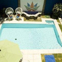 Tequila Hostel бассейн