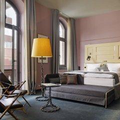 Отель 25hours Hotel Altes Hafenamt Германия, Гамбург - отзывы, цены и фото номеров - забронировать отель 25hours Hotel Altes Hafenamt онлайн комната для гостей фото 2