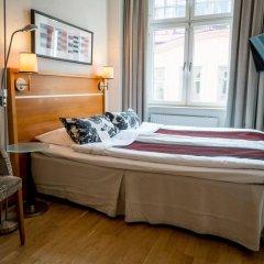 Отель Scandic Klara сейф в номере