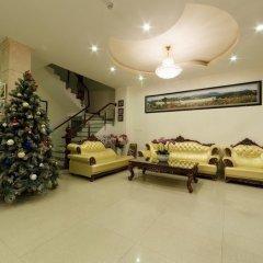 7S Hotel An Phu Далат интерьер отеля