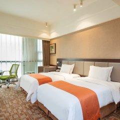Отель Holiday Inn Express Chengdu Wuhou комната для гостей фото 4