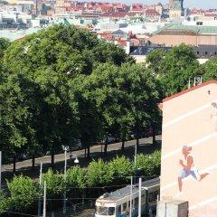 Отель Scandic Crown Швеция, Гётеборг - отзывы, цены и фото номеров - забронировать отель Scandic Crown онлайн балкон