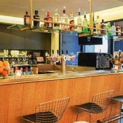 Апартаменты Amosa Apartments Rue Donceel 6 гостиничный бар