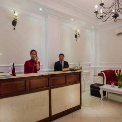 Отель La Beaute De Hanoi Ханой интерьер отеля фото 2