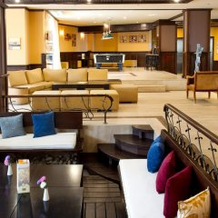 Отель Saint Ivan Rilski Hotel & Apartments Болгария, Банско - отзывы, цены и фото номеров - забронировать отель Saint Ivan Rilski Hotel & Apartments онлайн интерьер отеля