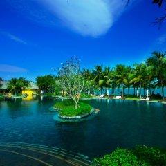Отель MerPerle Hon Tam Resort Вьетнам, Нячанг - 2 отзыва об отеле, цены и фото номеров - забронировать отель MerPerle Hon Tam Resort онлайн приотельная территория фото 2