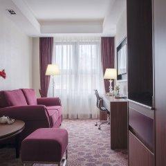 Гостиница Bezhitsa Гранд в Брянске отзывы, цены и фото номеров - забронировать гостиницу Bezhitsa Гранд онлайн Брянск комната для гостей фото 5