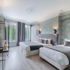 Hotel de Prony комната для гостей фото 3