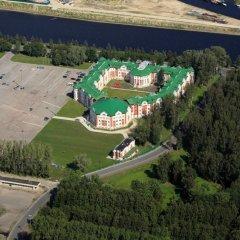 Отель Парк Крестовский Санкт-Петербург приотельная территория