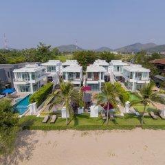 Отель Le Bayburi Pranburi Таиланд, Пак-Нам-Пран - отзывы, цены и фото номеров - забронировать отель Le Bayburi Pranburi онлайн пляж