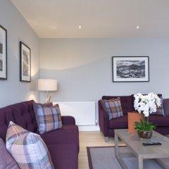 Отель Destiny Scotland - George Iv Apartments Великобритания, Эдинбург - отзывы, цены и фото номеров - забронировать отель Destiny Scotland - George Iv Apartments онлайн комната для гостей фото 3