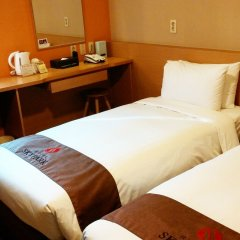 HOTEL SKYPARK Myeongdong III комната для гостей фото 4