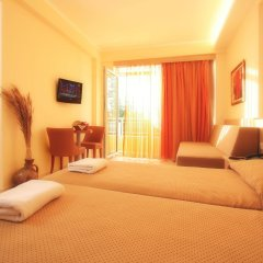 Lavris Hotel Bungalows комната для гостей фото 5