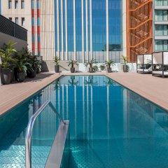 Отель Foxa 32 бассейн