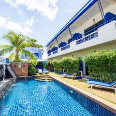 Отель JR Siam Kata Resort с домашними животными