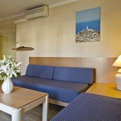Отель Aparthotel Flora Испания, Полленса - 1 отзыв об отеле, цены и фото номеров - забронировать отель Aparthotel Flora онлайн комната для гостей фото 3