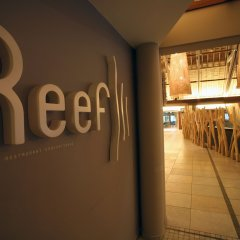 Отель InterContinental Bora Bora Resort and Thalasso Spa интерьер отеля