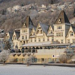 Fleischer's Hotel вид на фасад фото 2