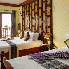 Отель Victoria Sapa Resort & Spa Шапа комната для гостей фото 5