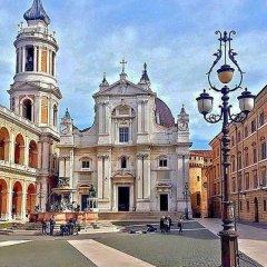 Hotel Pellegrino E Pace Лорето фото 7