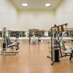 Отель Dessole Malia Beach – All Inclusive фитнесс-зал фото 4